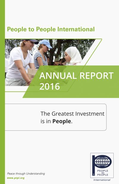 PTPI 2016 Annual Report