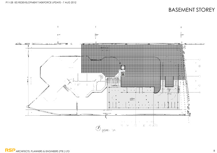 IES Building Drawing