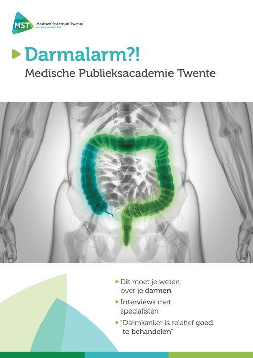 Darmalarm?!   Medische Publieksacademie Twente