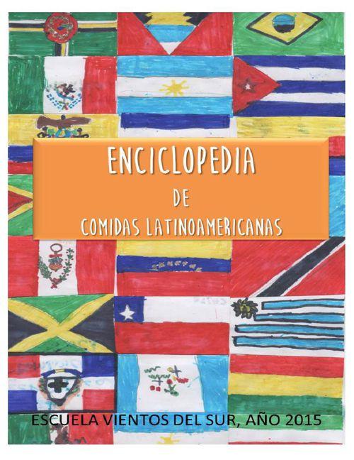 Recetario de comidas latinoamericanas