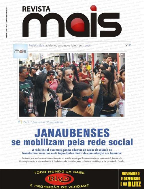 Revista Mais - 5ª Edição