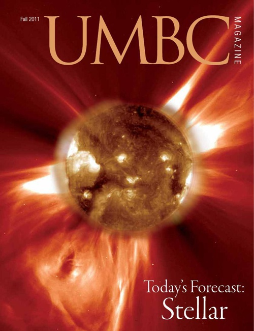 UMBC Alumni Magazine - Fall 2011