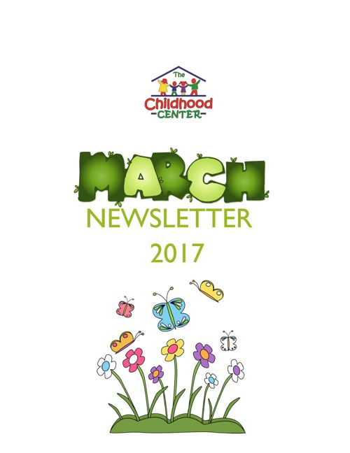TCC Newsletter March 2017