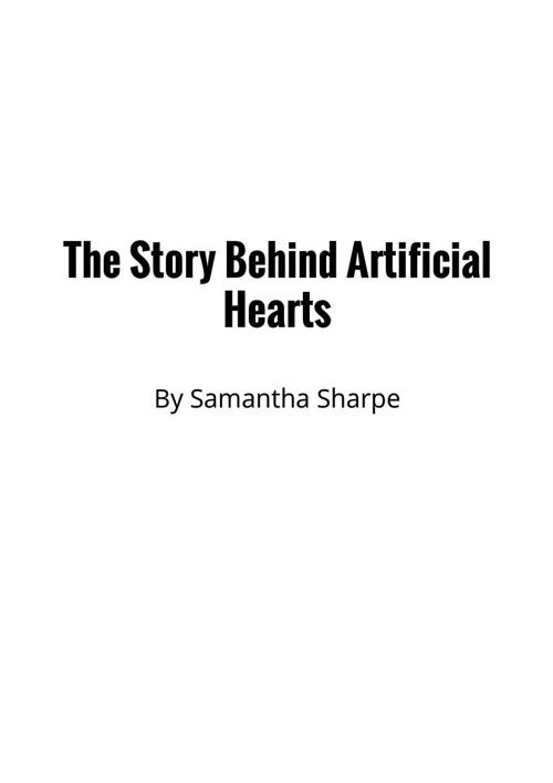 Artificial Hearts