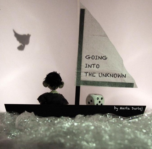 Going into the Unknown
