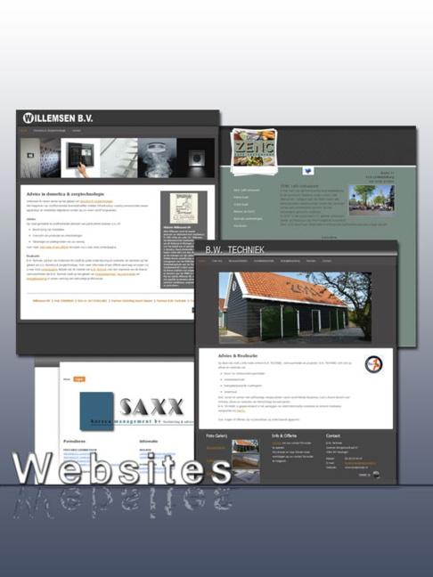 Websites van DsigN3