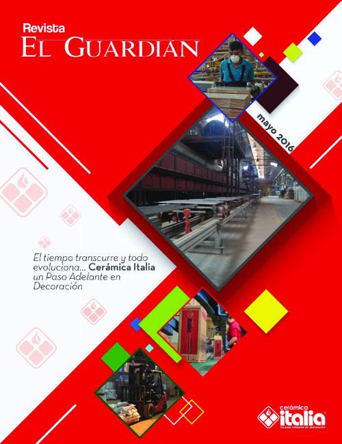 Revista El Guardian - Mayo 16