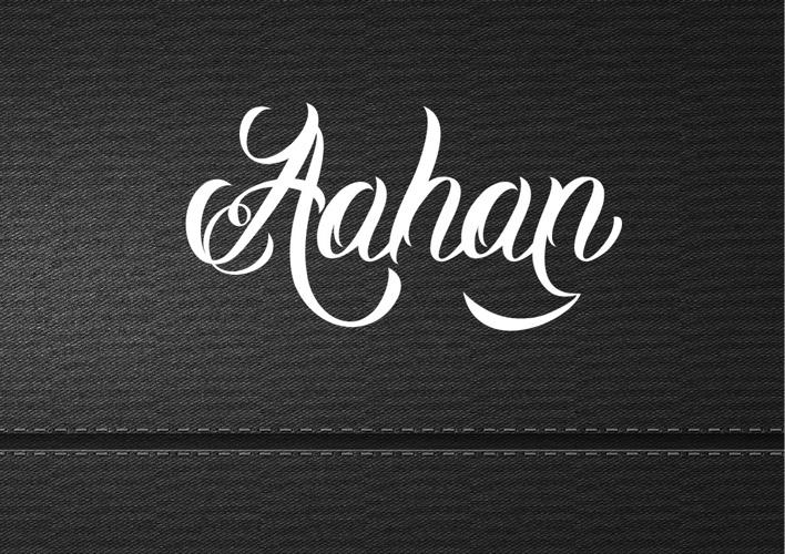 Aahan