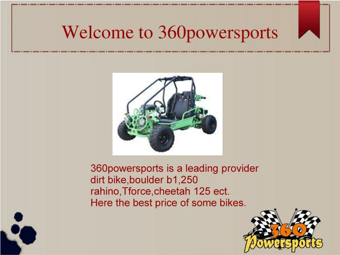 Know about Bull 150 by 360powersports