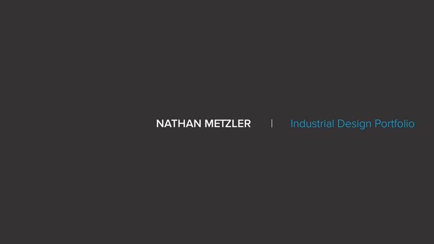 Nathan Metzler: Portfolio