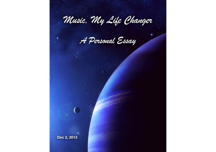 role of music in my life essay Students cannot live in complete isolation from the community-life short essay on role and importance of students in role and importance of students in society.