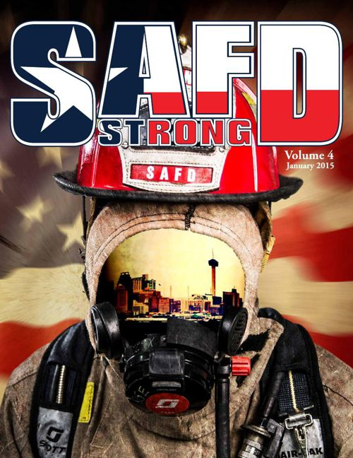 SAFD Strong: January 2016