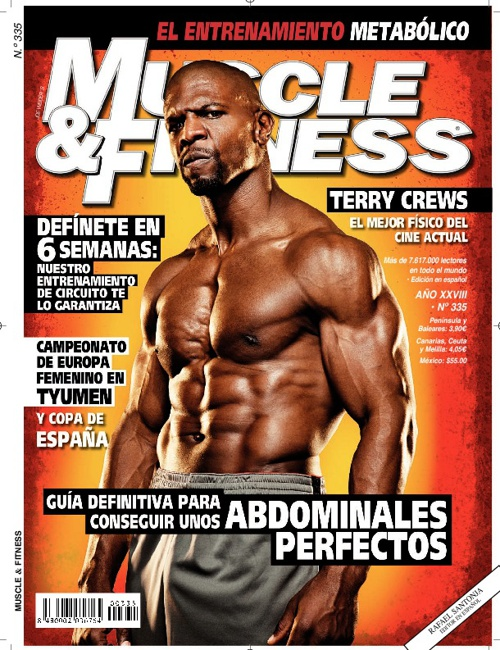 Muscle & Fitness 335