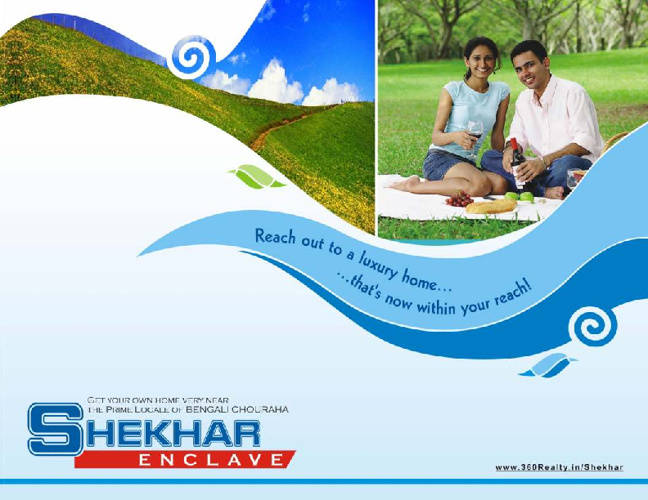 Shekhar Enclave by Srijan Advertising