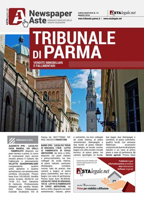 Parma marzo 2018