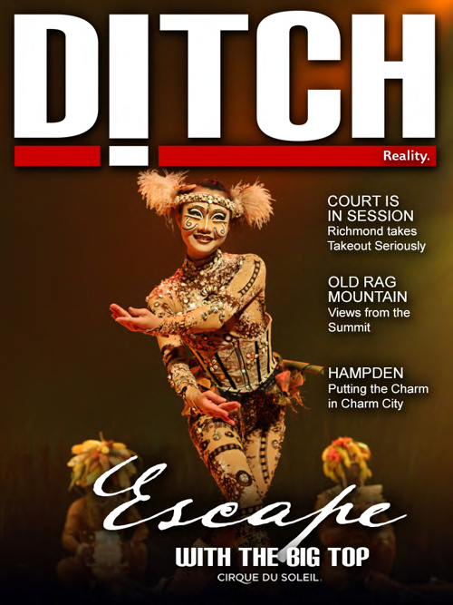 Ditch Magazine Sampler