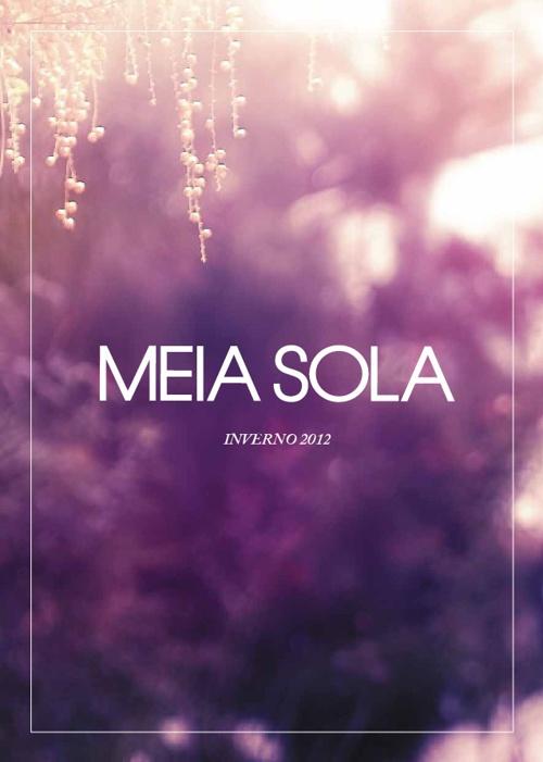 Catálogo Inverno 2012