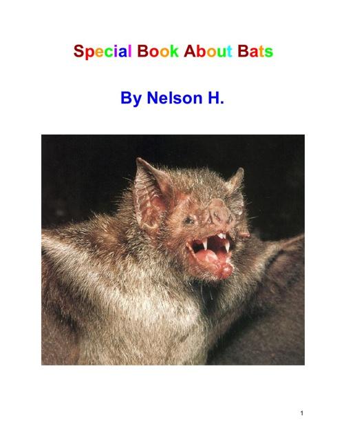 Book on Bats