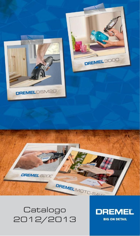 Catalogo Dremel 2012/2013