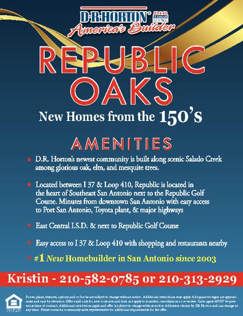 Republic Oaks Community Book