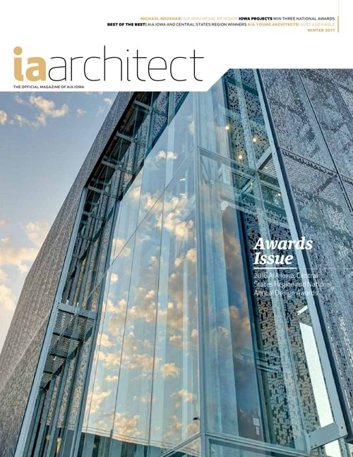 Iowa Architect Winter 2017