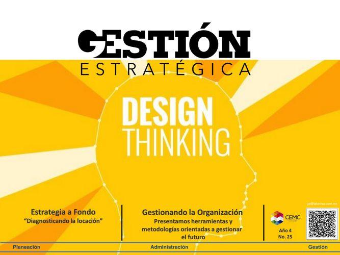 GE 25-Innovación-Design Thinking