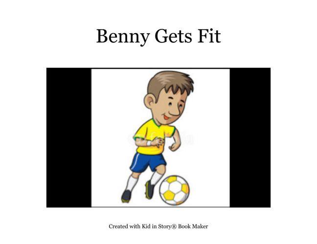 Benny Gets Fit