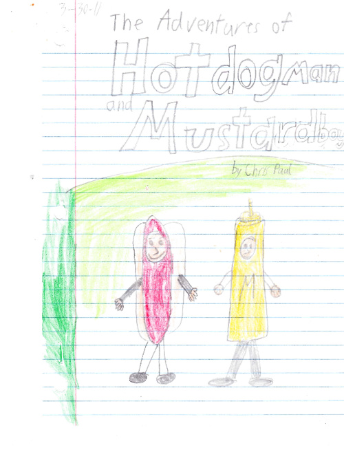 The Adventures of Hotdogman and Mustardboy