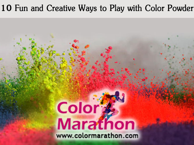 10 Fun and Creative Ways to Play with Color Powder