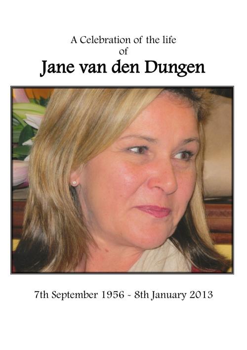 Jane Dungen
