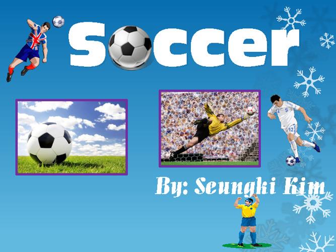 Soccer Story by Seungki