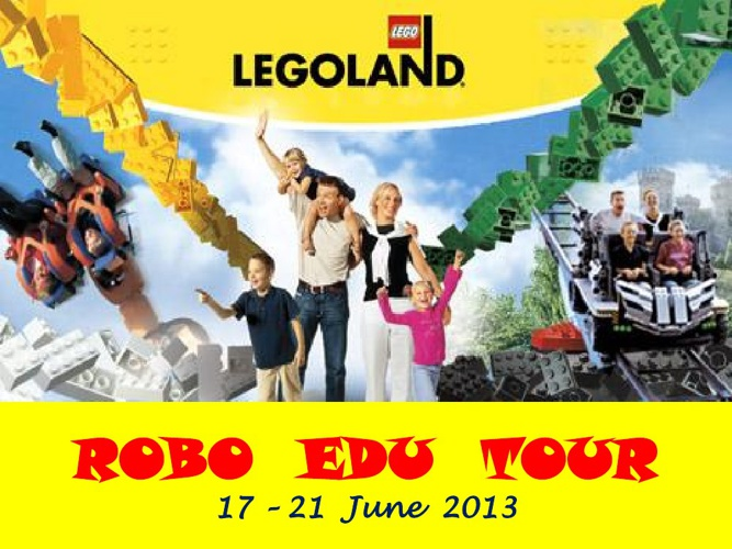 ROBO EDU TOUR 2013