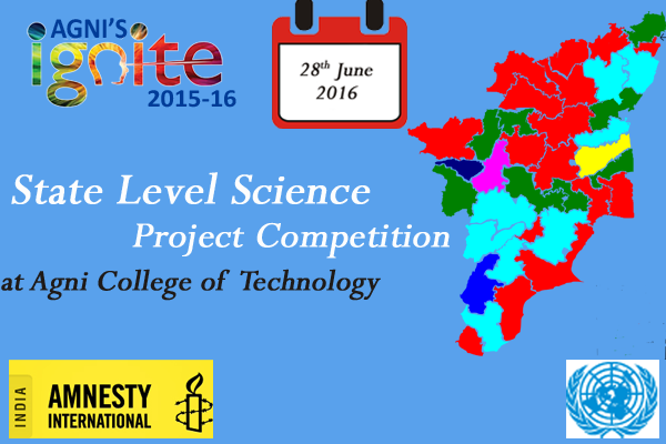 Agni Ignite state level science competition