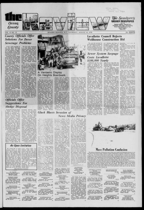 Review August 1978