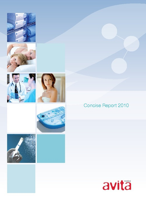 Avita Medical Concise Report