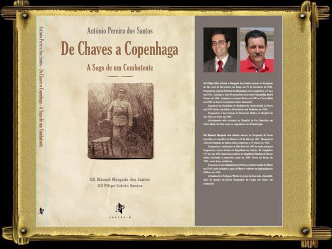 Copy of Das Trincheiras com saudade