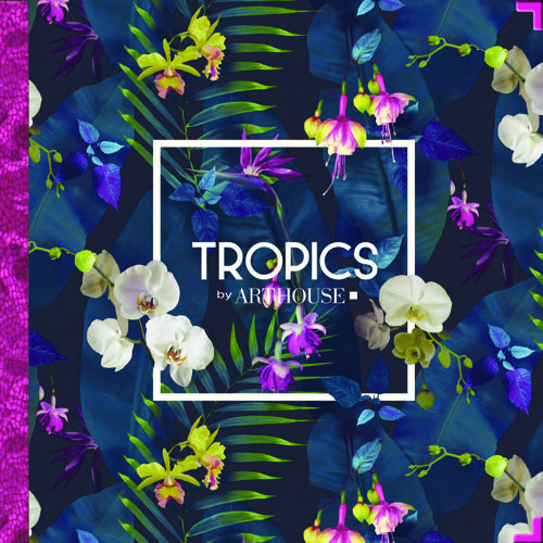 Tropics Pattern Book