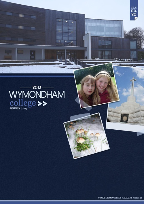 Wymondham College Magazine