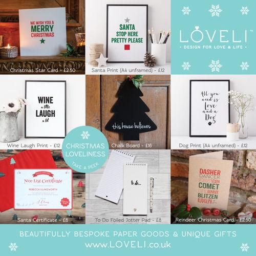 LoveLi - The 2016 Christmas Collection
