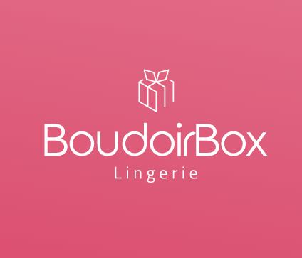 Logos for BoudoirBox