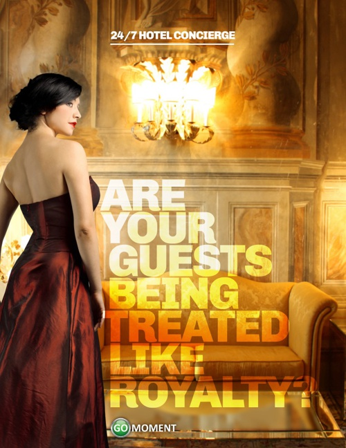 Hotel Concierge Web Brochure