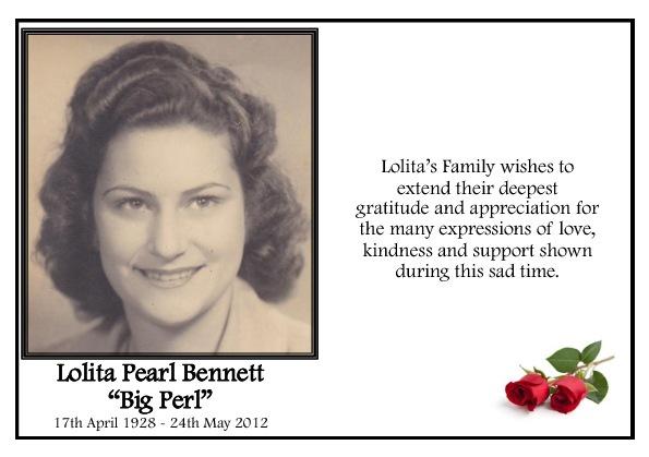 Lolita Bennett
