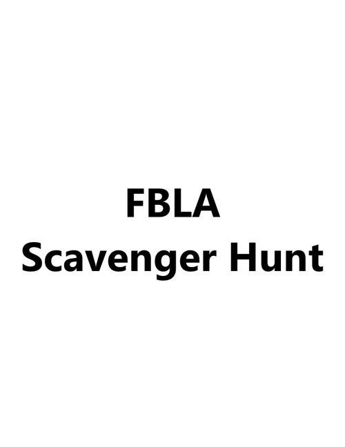 Standard I--FBLA in the Classroom (Freeman)