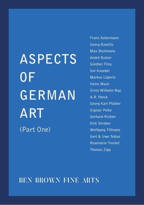 Aspects of German Art