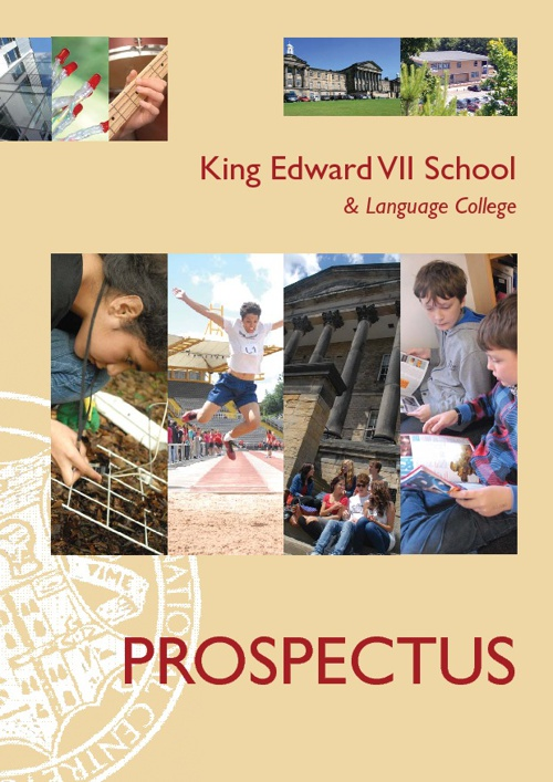 School Prospectus on School Website