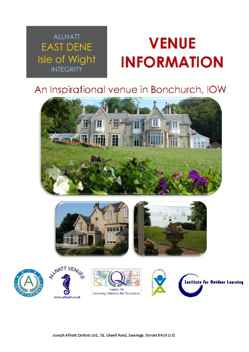 East Dene Venue Information