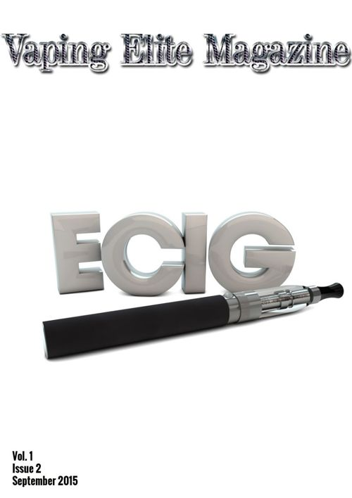 Vaping Elite Magazine September 2015