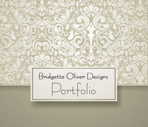 Bridgette Oliver Designs Portfolio