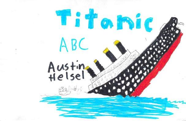 Titanic ABC by Austin