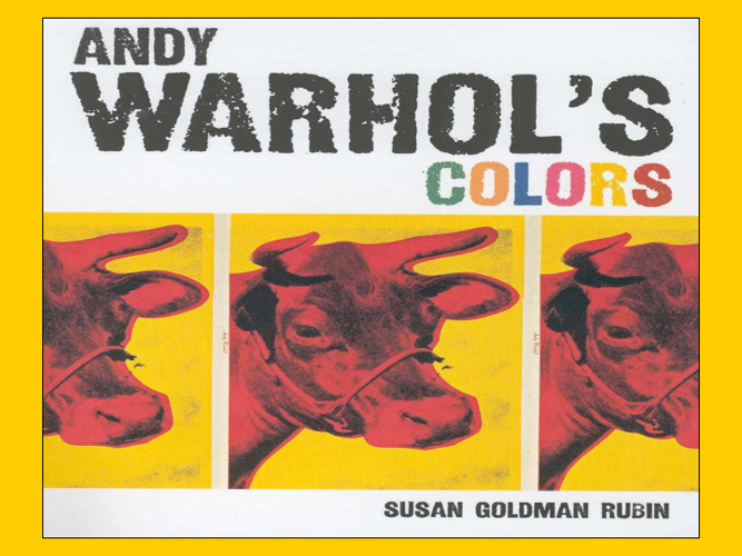 Warhols Colors